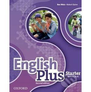 English Plus - Starter - Student's Book - Ben Wetz, Robert Quinn