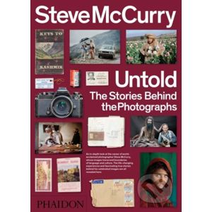 Untold - Steve McCurry, William Kerry Purcell