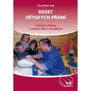 Deset dětských přání - Claus-Dieter Kaul