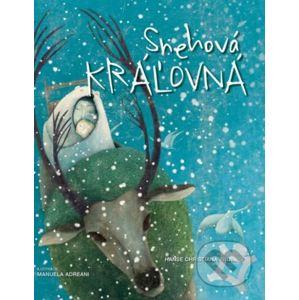 Snehová kráľovná - Hans Christian Andersen, Manuela Andreani (ilustrácie)
