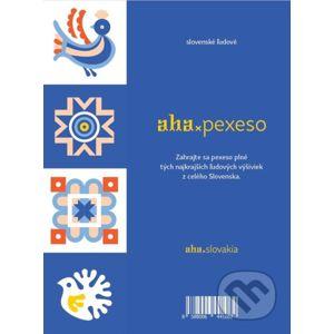AHA - Pexeso - Tomáš Kompaník