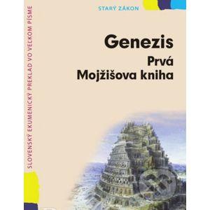 Genezis, Prvá Mojžišova kniha - Slovenská biblická spoločnosť