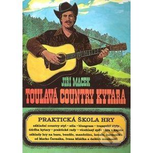 Toulavá country kytara - Jiří Macek