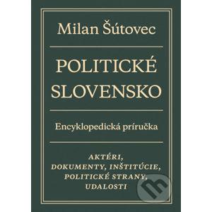 Politické Slovensko - Milan Šútovec