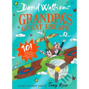 Grandpa's Great Escape - David Walliams, Tony Ross (ilustrácie)