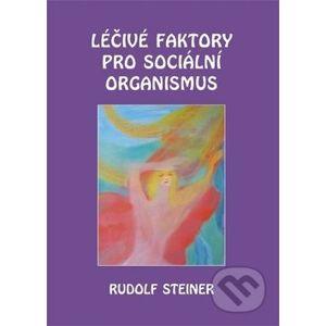 Léčivé faktory pro sociální organismus - Rudolf Steiner