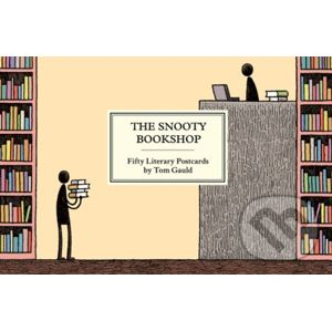The Snooty Bookshop - Tom Gauld