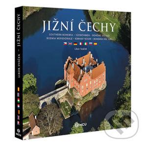 Jižní Čechy - velké / vícejazyčné - Libor Sváček