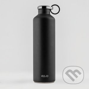 Fľaša EQUA Basic Dark Grey 680 ml - K3 plus
