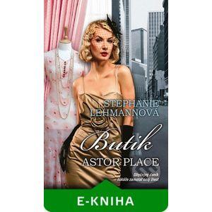 Butik Astor Place - Stephanie Lehmannová