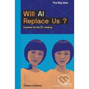 Will AI Replace Us - Shelly Fan