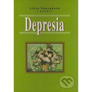Depresia - Lívia Vavrušová a kol.