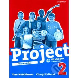 Project 2 - Workbook with CD-ROM - Tom Hutchinson, Cheryl Pelteret