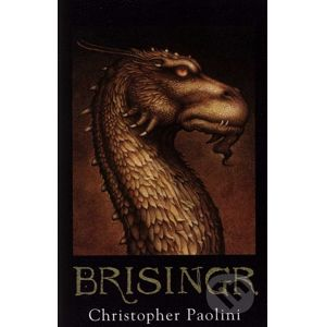 Brisingr (anglicky) - Christopher Paolini