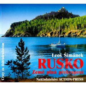 Rusko - Země plná překvapení - Leoš Šimánek