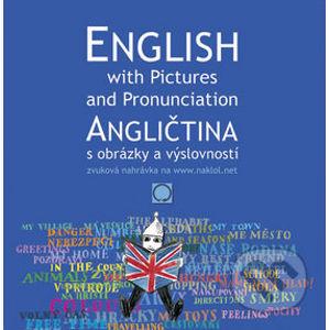 Angličtina s obrázky a výslovností / English wiht Pictures and Pronunciation - Václav Řeřicha a kolektiv