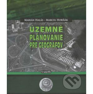 Územné plánovanie pre geografov - Marián Halás