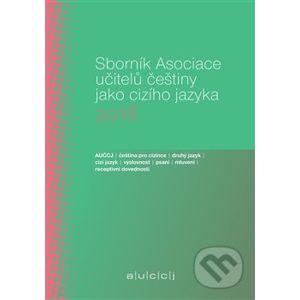 Sborník Asociace učitelů češtiny jako cizího jazyka 2018 - Lenka Suchomelová