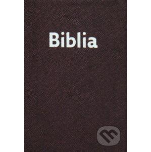 Biblia - Slovenská biblická spoločnosť