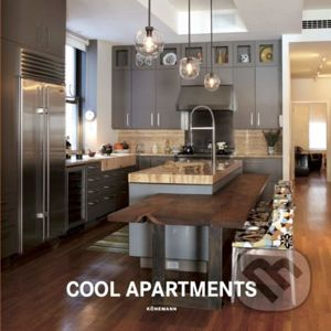 Cool Apartments - Alonso Claudia Martínez