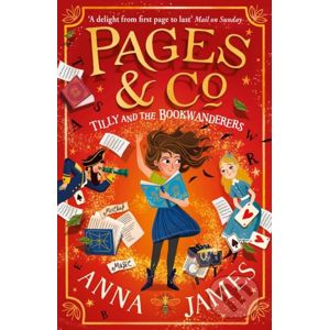Pages and Co - Anna James