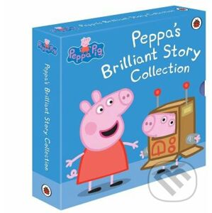 Peppas Brilliant Story Collection - Ladybird Books