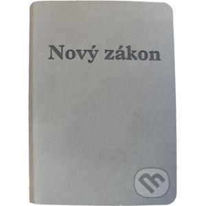 Nový zákon (sivá obálka, vreckový formát) - Dobrá kniha