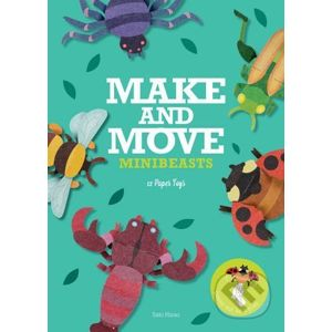 Make and Move: Minibeasts - Sato Hisao