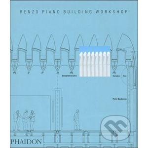 Renzo Piano Building Workshop - Peter Buchanan
