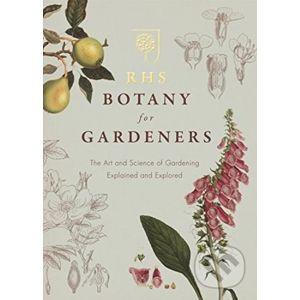 RHS Botany for Gardeners - Mitchell Beazley