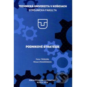 Podnikové stratégie - Peter Trebuňa