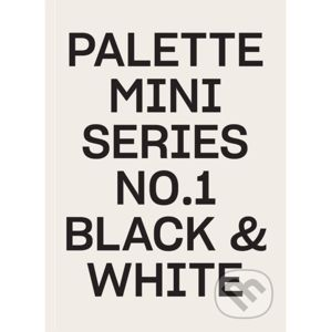 Palette Mini Series 01: Black and White - Victionary