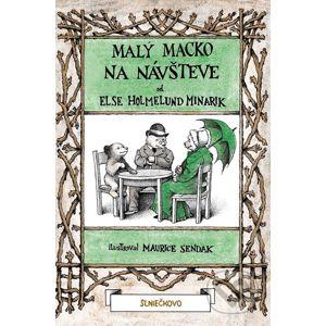 Malý Macko na návšteve - Else Holmelund Minarik, Maurice Sendak (ilustrátor)