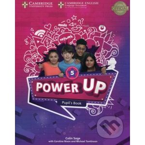 Power Up Level 5 - Pupil´s Book - Colin Sage
