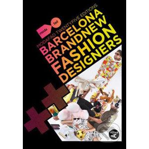 Barcelona Brand New Fashion Designers - Actar