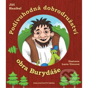 Podivuhodná dobrodružství obra Burydáše - Jiří Hanibal