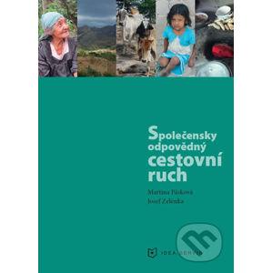 Společensky odpovědný cestovní ruch - Josef Zelenka, Martina Pásková