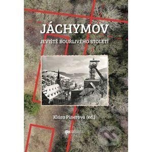 Jáchymov - Klára Pinerová