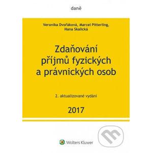 Zdaňování příjmů fyzických a právnických osob 2017 - Veronika Dvořáková