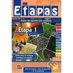 Etapas - 1 Libro del alumno - Edinumen