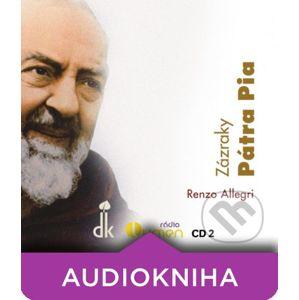 Zázraky Pátra Pia (CD) - Allegri Renzo