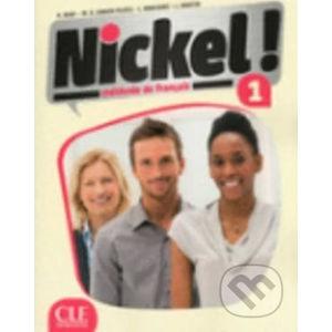 Nickel 1 Eleve + CD-ROM - Helene Auge