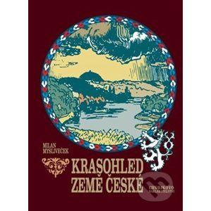 Krasohled Země české - Milan Mysliveček