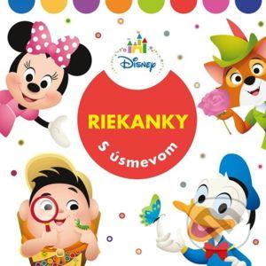 Disney: Riekanky s úsmevom - Ondřej Hník