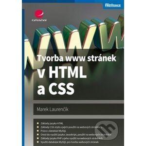 Tvorba www stránek v HTML a CSS - Marek Laurenčík
