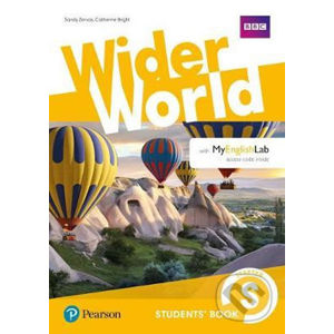 Wider World - Starter Students' Book - Pearson