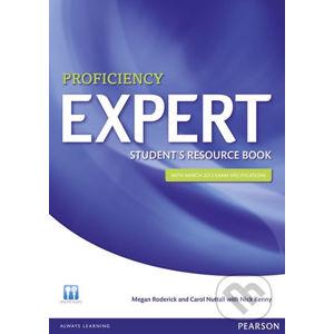 Expert Proficiency - Students' Resource Book - Megan Roderick
