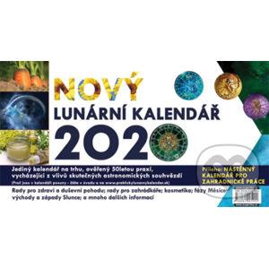 Nový lunární kalendář 2020 - Vladimír Jakubec