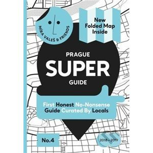 Prague Superguide Edition No. 4 - Miroslav Valeš