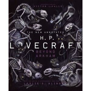 The New Annotated H.P. Lovecraft - Howard Phillips Lovecraft